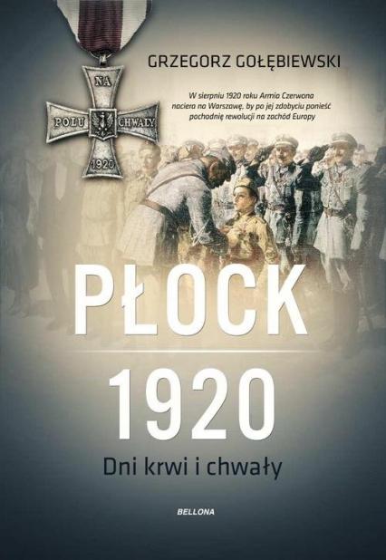 Płock 1920 - Grzegorz Gołębiewski   okładka
