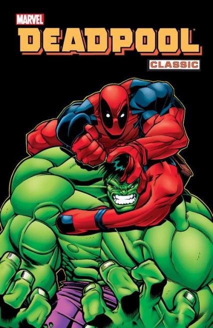 Deadpool Classic Tom 2 - Kelly Joe, Woods Pete, McGuinness Ed, Lau Kevin | okładka