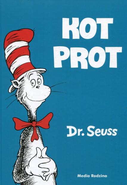 Kot Prot - Seuss Dr.   okładka