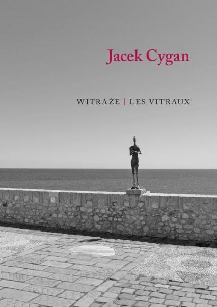 Witraże Les vitraux - Jacek Cygan | okładka