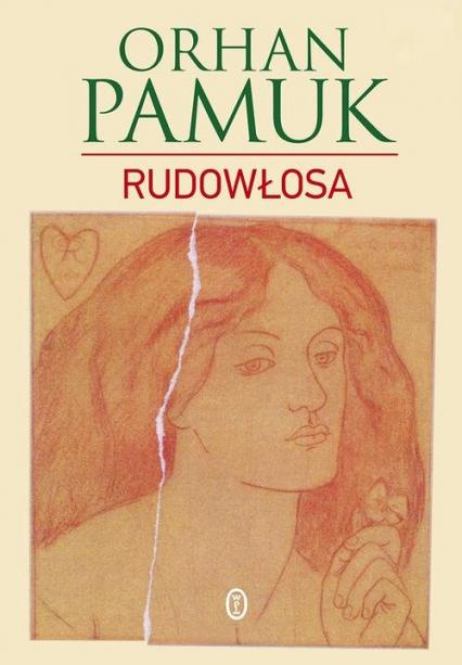 Rudowłosa - Orhan Pamuk | okładka