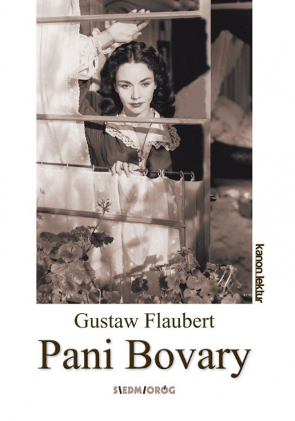 Pani Bovary - Gustaw Flaubert | okładka