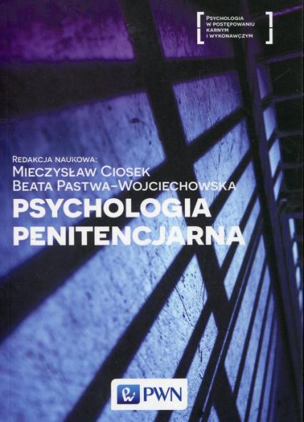 Psychologia penitencjarna -    okładka