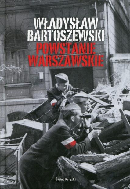 Powstanie Warszawskie - Władysław Bartoszewski | okładka