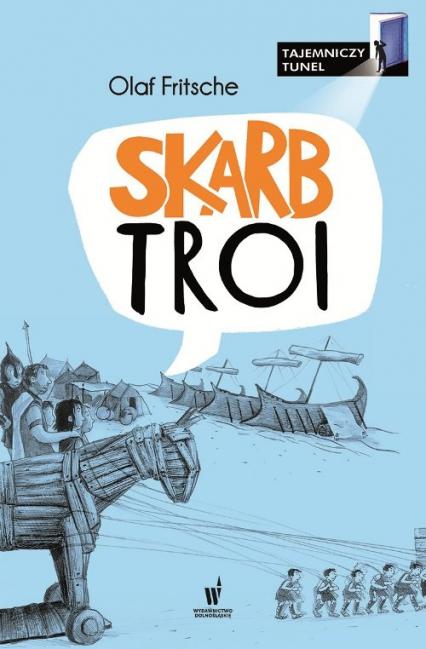 Skarb Troi - Olaf Fritsche | okładka