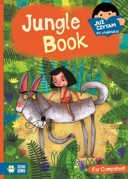 Jungle Book Już czytam po angielsku - Rudyard Kipling | okładka