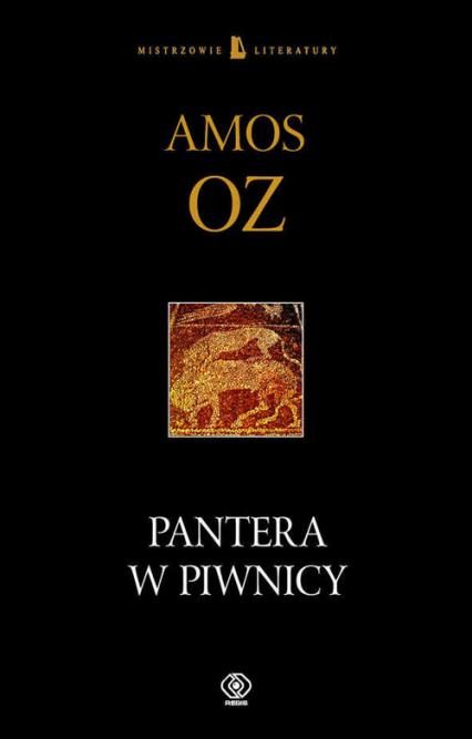 Pantera w piwnicy - Amos Oz | okładka
