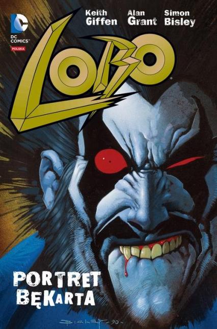 Lobo Portret bękarta -  | okładka