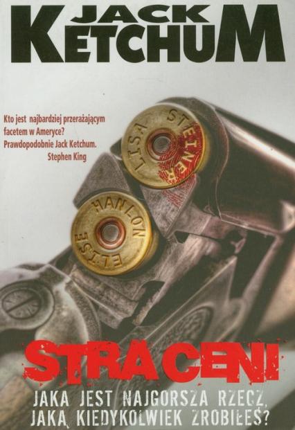 Straceni - Jack Ketchum | okładka