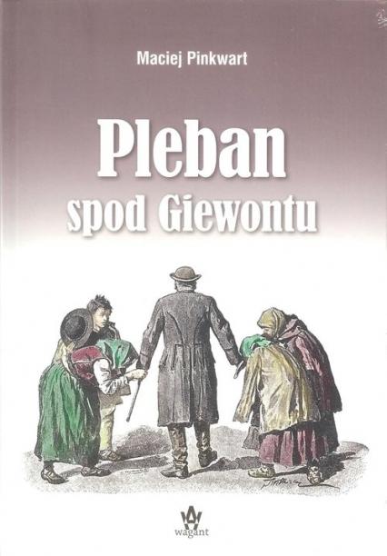 Pleban spod Giewontu - Maciej Pinkwart | okładka