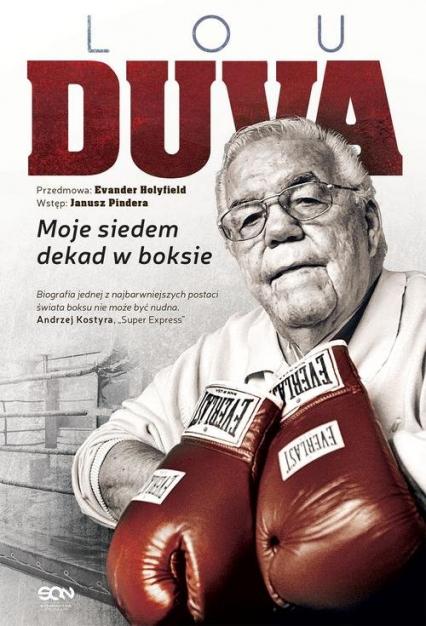 Lou Duva Moje siedem dekad w boksie - Duva Lou, Smith Tim   okładka
