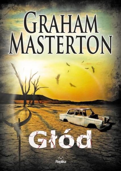 Głód - Graham Masterton | okładka