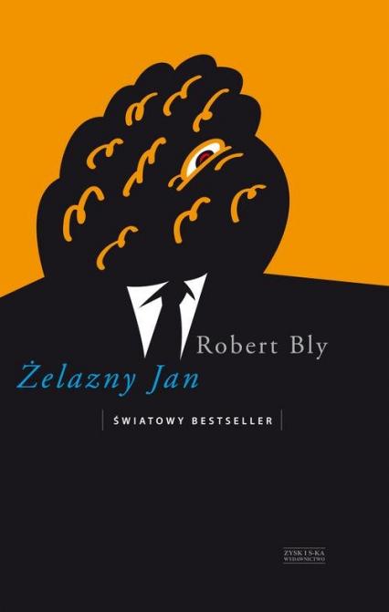 Żelazny Jan - Robert Bly | okładka