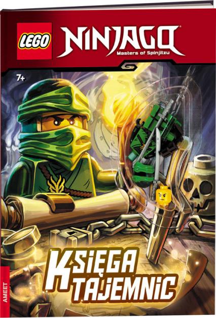 Lego Ninjago Księga tajemnic LNH-701 -  | okładka