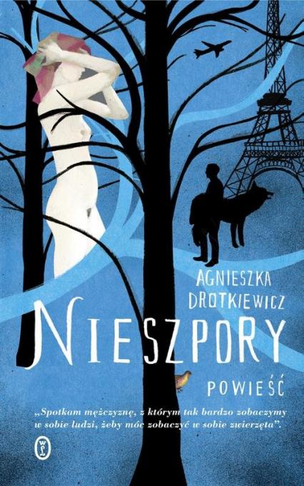 Nieszpory - Agnieszka Drotkiewicz | okładka