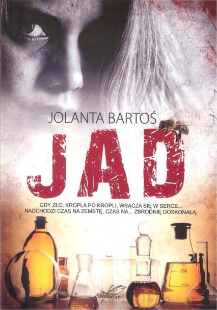 Jad - Jolanta Bartoś | okładka