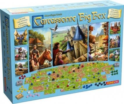Carcassonne Big Box 6 -  | okładka