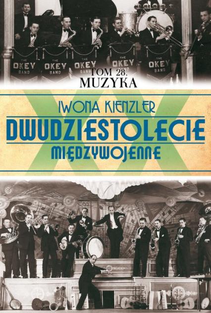 Muzyka - Iwona Kienzler | okładka