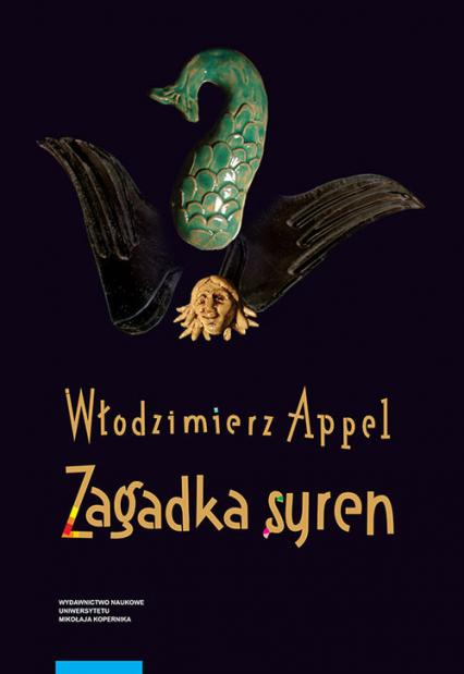 Zagadka syren - Włodzimierz Appel   okładka