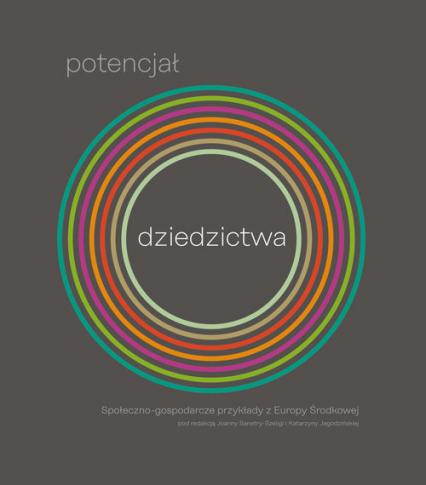 Potencjał dziedzictwa Społeczno-gospodarcze przykłady z Europy Środkowej - zbiorowa Praca | okładka