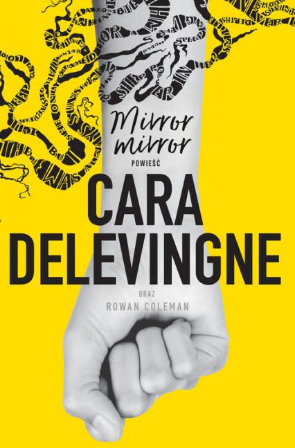 Mirror Mirror - Cara Delevingne | okładka
