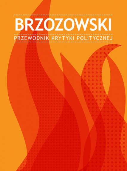 Brzozowski Przewodnik Krytyki Politycznej -  | okładka