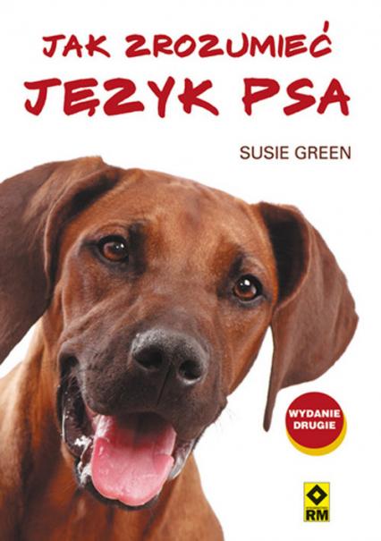 Jak zrozumieć język psa - Susie Green   okładka