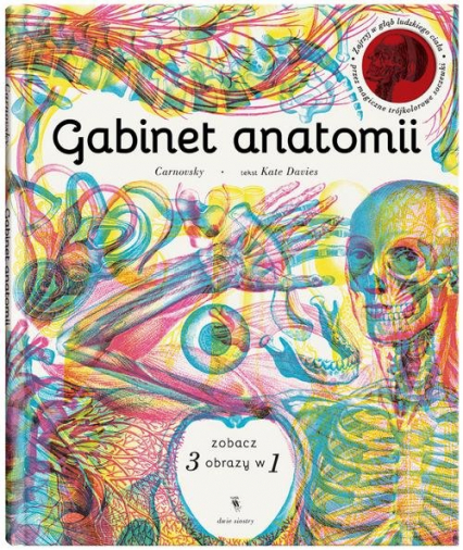 Gabinet anatomii - Kate Davies | okładka