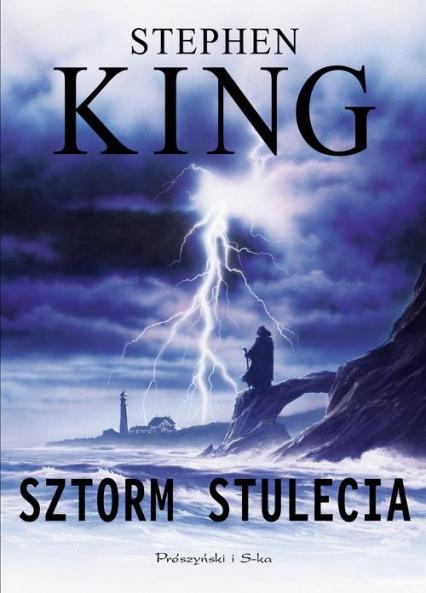 Sztorm stulecia - Stephen King   okładka