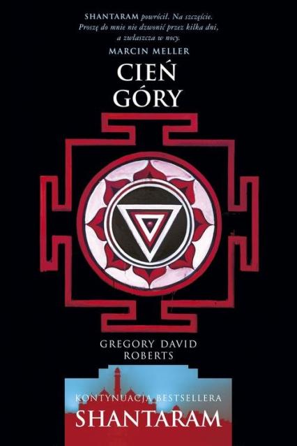 Cień góry - Roberts Gregory David | okładka