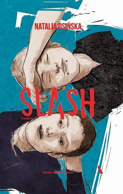Slash - Natalia Osinska | okładka