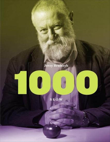 1000 słów - Jerzy Bralczyk | okładka