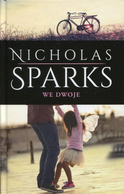 We dwoje - Nicholas Sparks   okładka