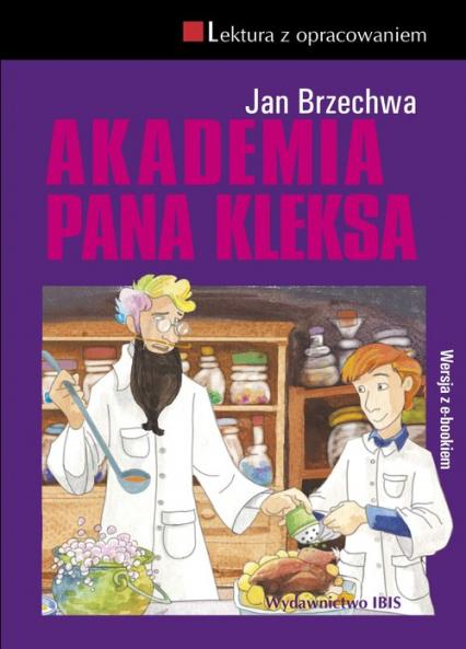 Akademia pana Kleksa - Jan Brzechwa | okładka