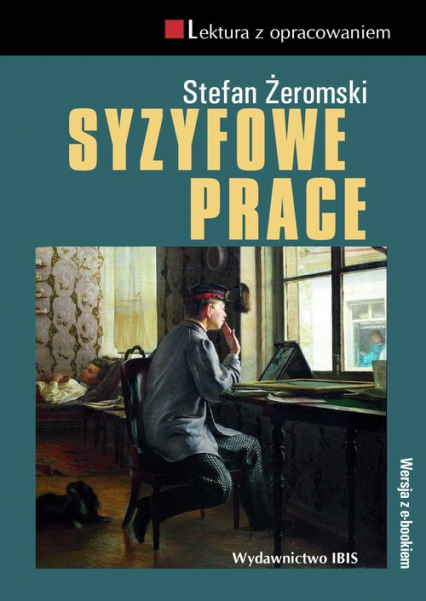 Syzyfowe prace - Stefan Żeromski | okładka