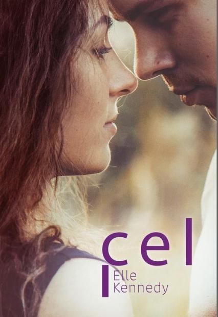 Cel - Elle Kennedy | okładka
