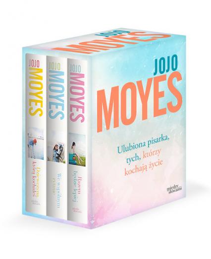 Moyes Pakiet - Jojo Moyes | okładka
