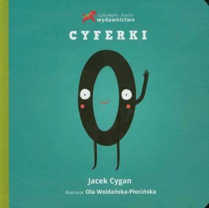 Cyferki - Jacek Cygan | okładka
