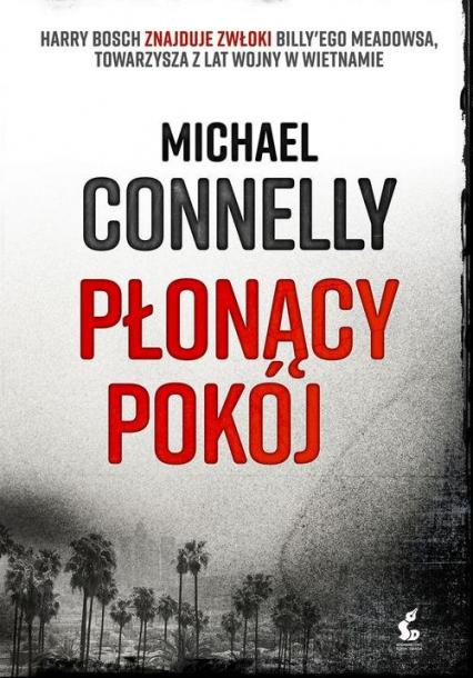 Płonący pokój - Michael Connelly | okładka