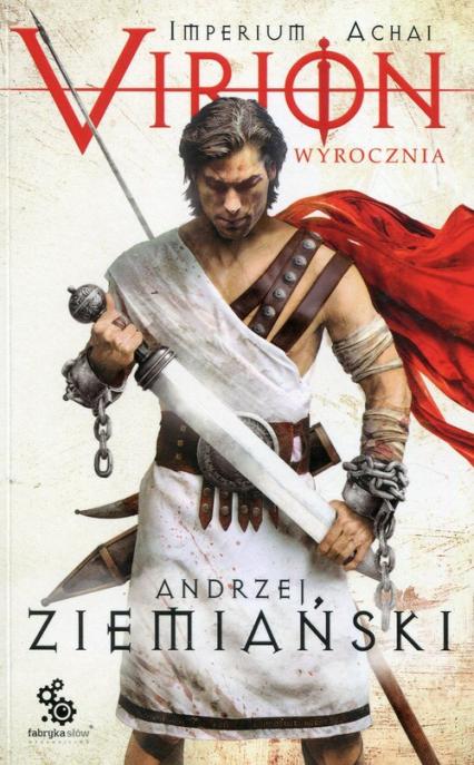 Virion Achai Tom 1 Wyrocznia - Andrzej Ziemiański | okładka