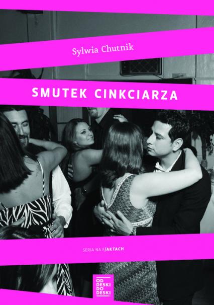 Smutek cinkciarza / Preparator Pakiet - Chutnik Sylwia, Klimko-Dobrzaniecki Hubert   okładka