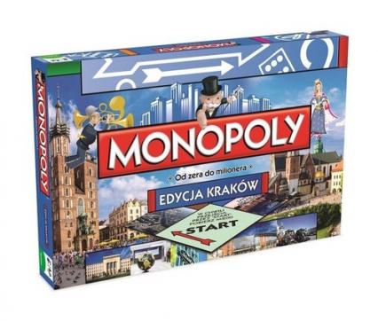Monopoly Kraków -  | okładka