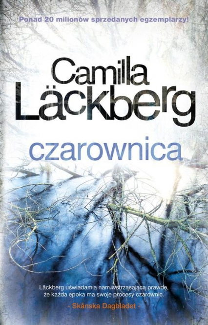 Czarownica - Camilla Lackberg | okładka