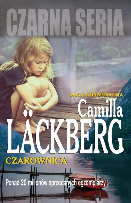 Czarownica - Camilla Lackberg   okładka