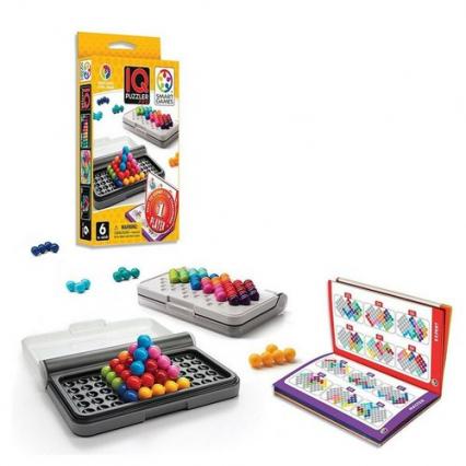 Smart Games IQ Puzzler Pro -  | okładka