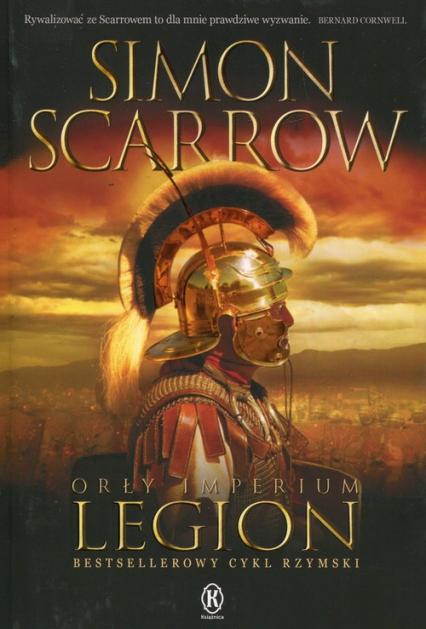 Orły imperium 10 Legion - Simon Scarrow | okładka