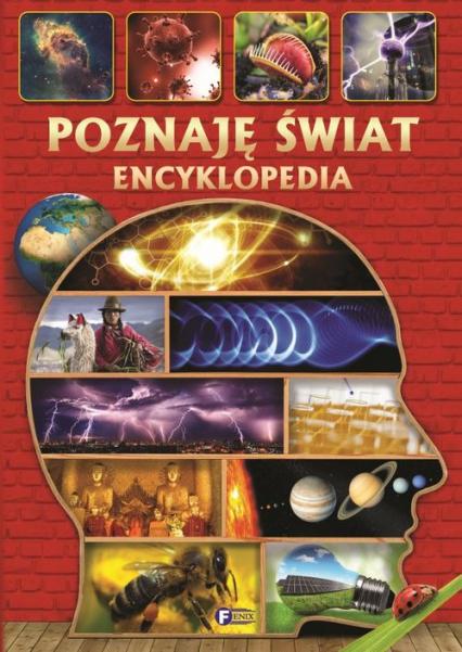Poznaję świat Encyklopedia -  | okładka