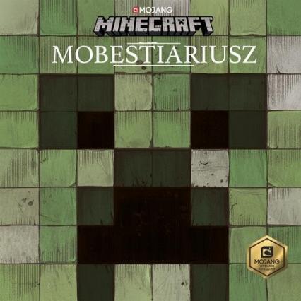 Minecraft Mobestiariusz - Alex Wiltshire | okładka