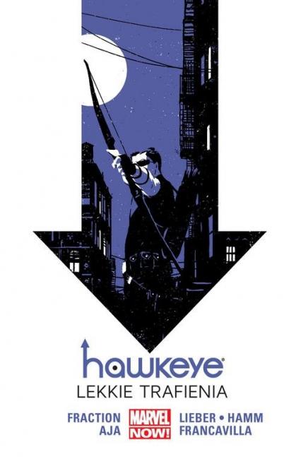 Hawkeye Tom 2 Lekkie trafienia - Fraction Matt, Aja David, Francavilla Frances | okładka
