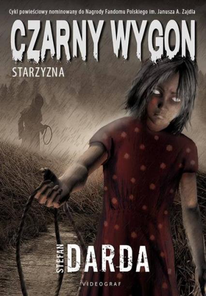 Czarny Wygon Starzyzna - Stefan Darda | okładka